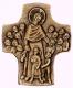 Jesus Kinderfreund - Bronzekreuz